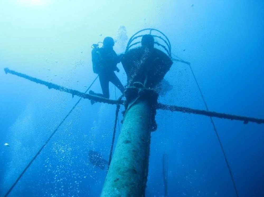 Potápěčské práce