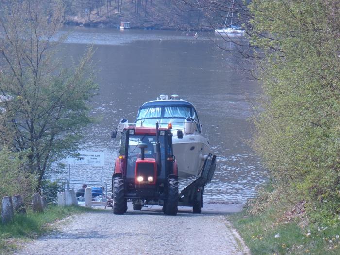 Transport lodí