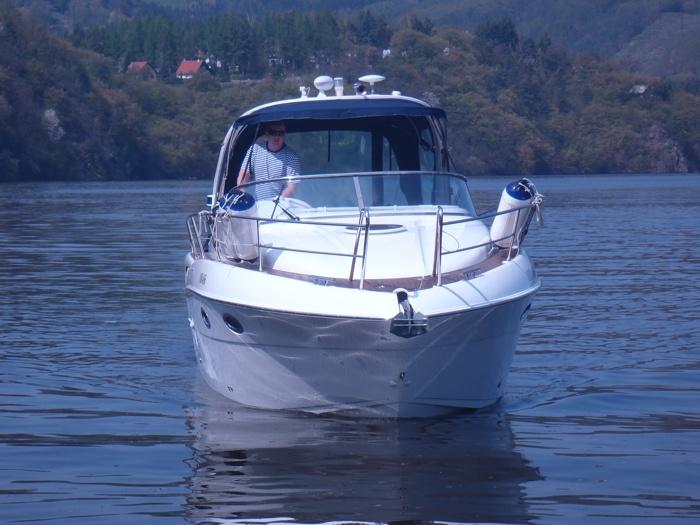 Rekreace na palubě lodi